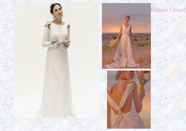 5129a04acf Las 10 mejores tiendas de vestidos de novia en Madrid – El Atelier ...