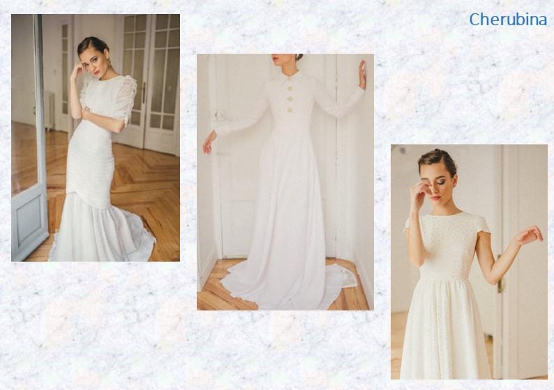 8ee271945e Las manos de expertas costureras transforman los tejidos más nobles en  diseños de alta costura. Vestidos de novia que son pura magia.